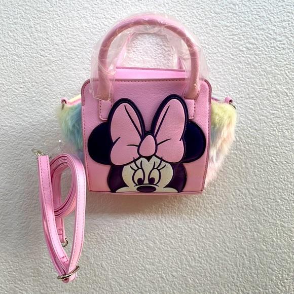Tiny kid minnie purse